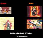 Kushina is NOT like Sakura
