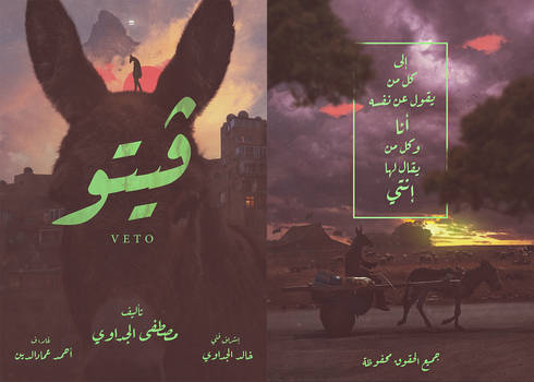 Veto Official Book Cover