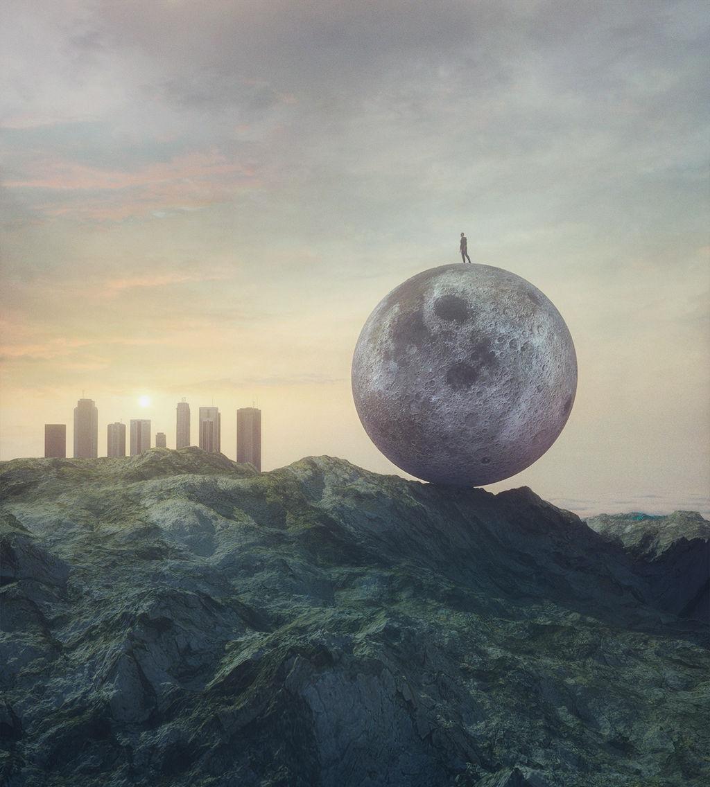 Moonwalk by A7md3mad