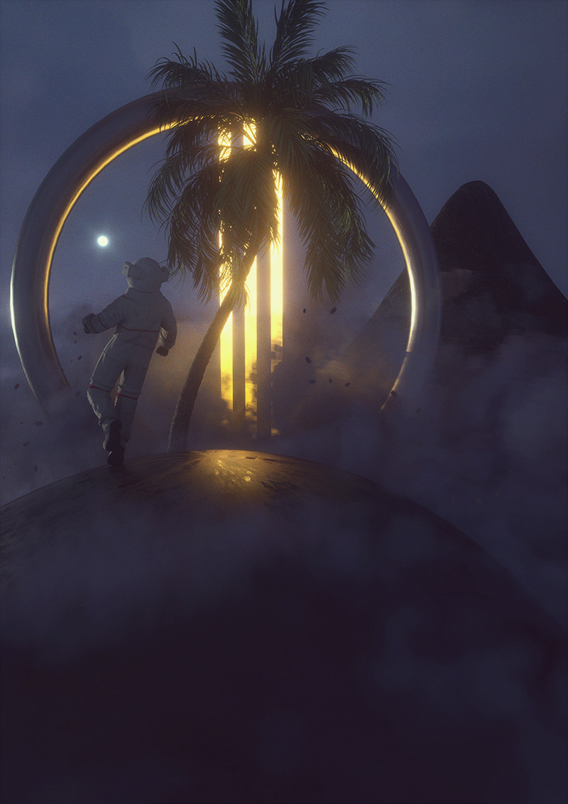 Ascend by A7md3mad