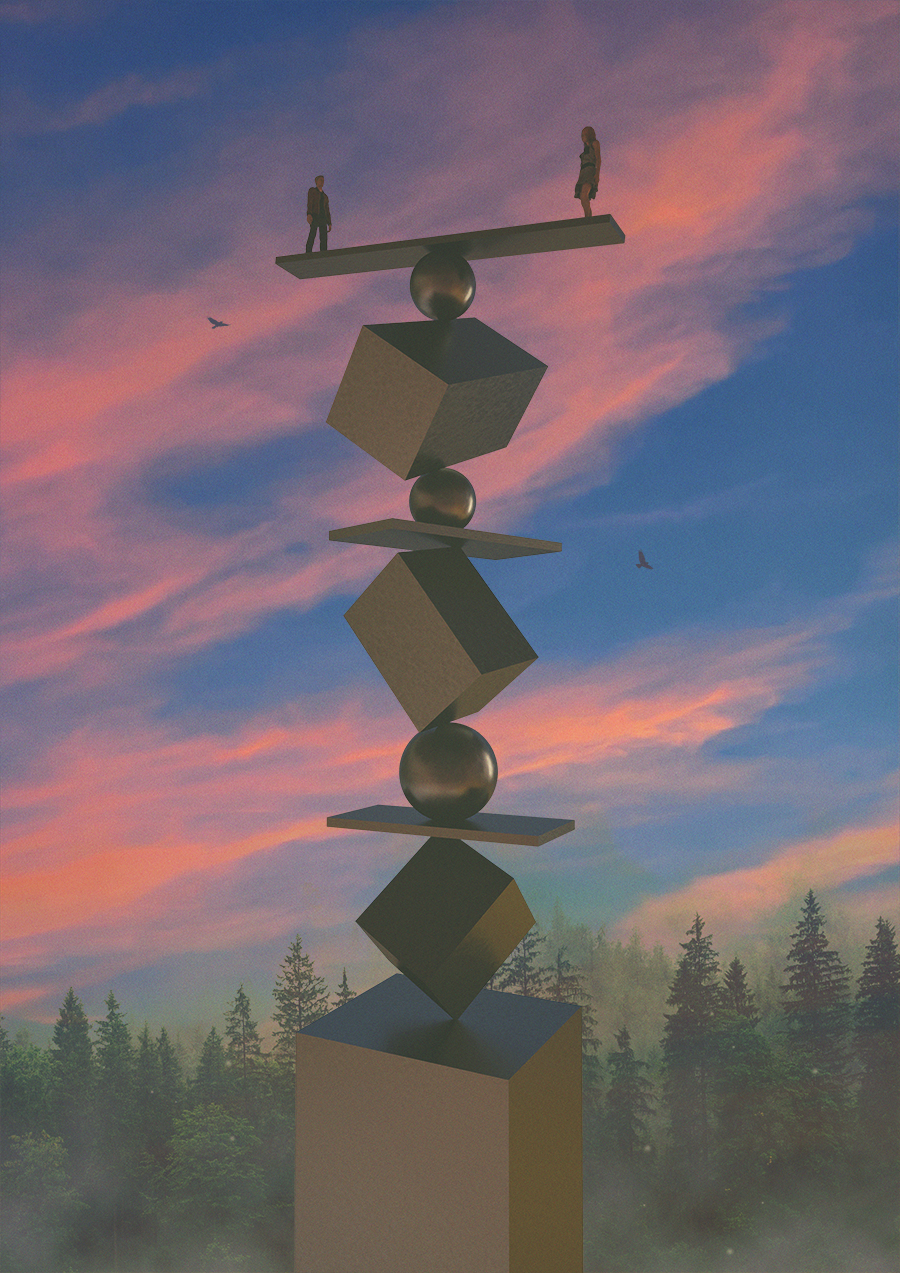 Balance by A7md3mad