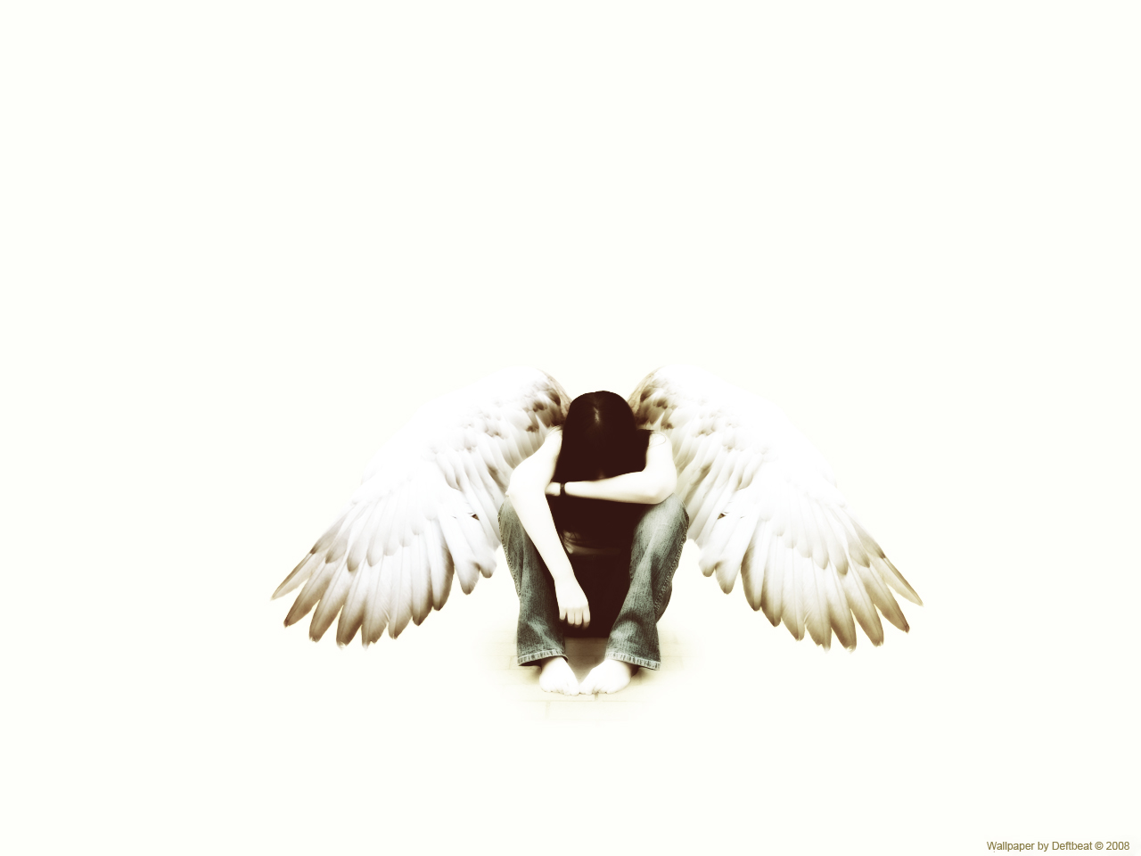 An Angels Uncertainty by deftbeat