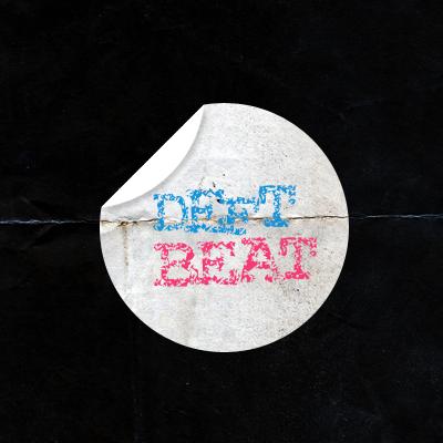 deftbeat sticker by deftbeat
