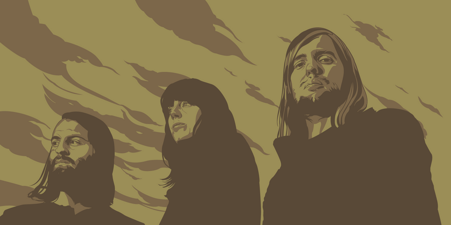 Band of Skulls by deftbeat