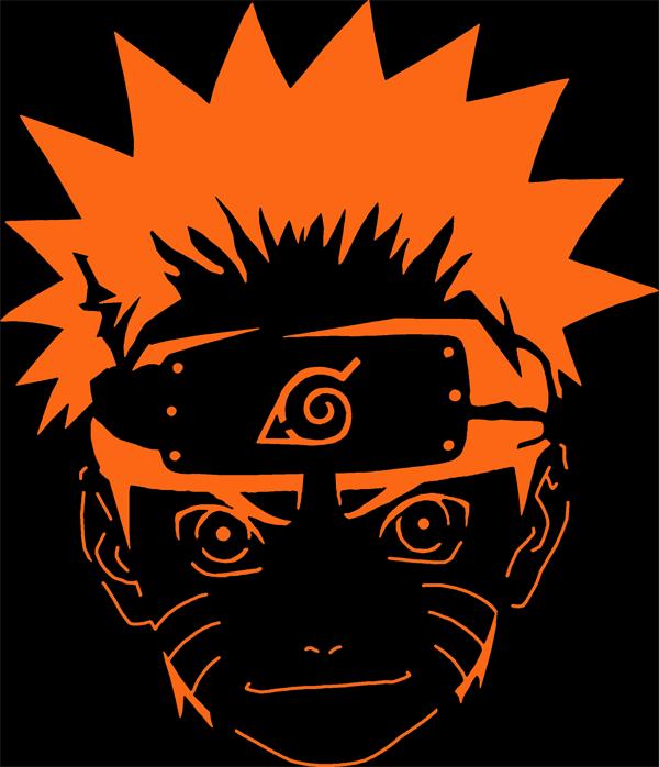 Naruto halloweenpattern by mikereedks on deviantart