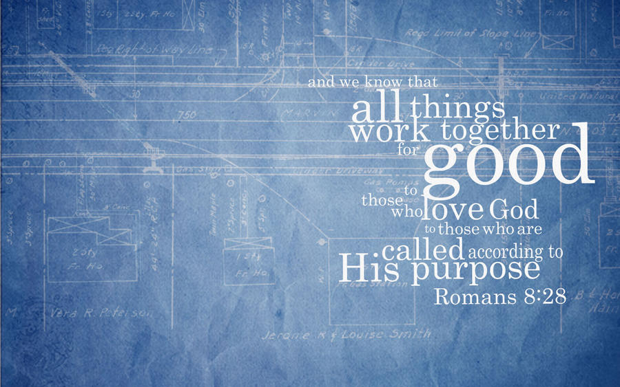 romans 8 28 by cherriezoey on deviantart