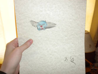 Woobat Drawing test by Flynnster-4590