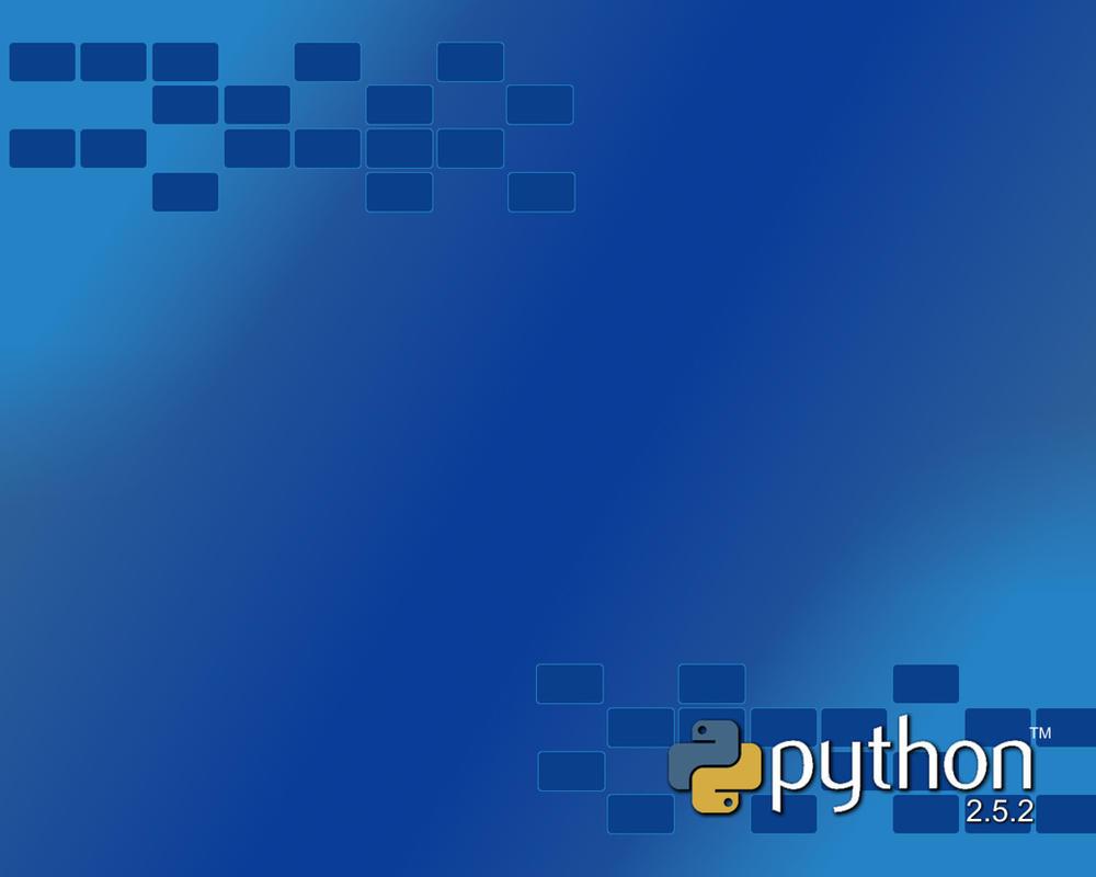 Python Wallpaper By Indigo196