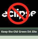 Cancel Eclipse! Let's keep old DA! by SilversFanGurl