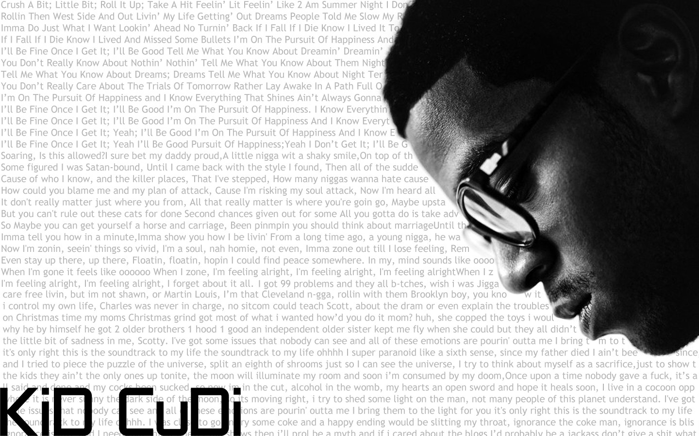 Kid Cudi Wallpaper by davedang on DeviantArt