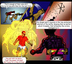 SLIM RED NINLA panel by goldbrandonium