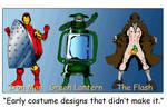costumes by goldbrandonium