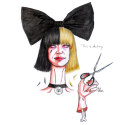 Sia // This Is Acting