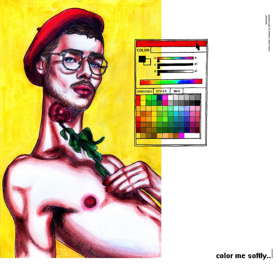 colorize by ARTarek