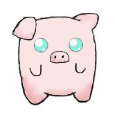 Piggy by Mushiboo