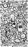 Chibi Sketch by Mushiboo