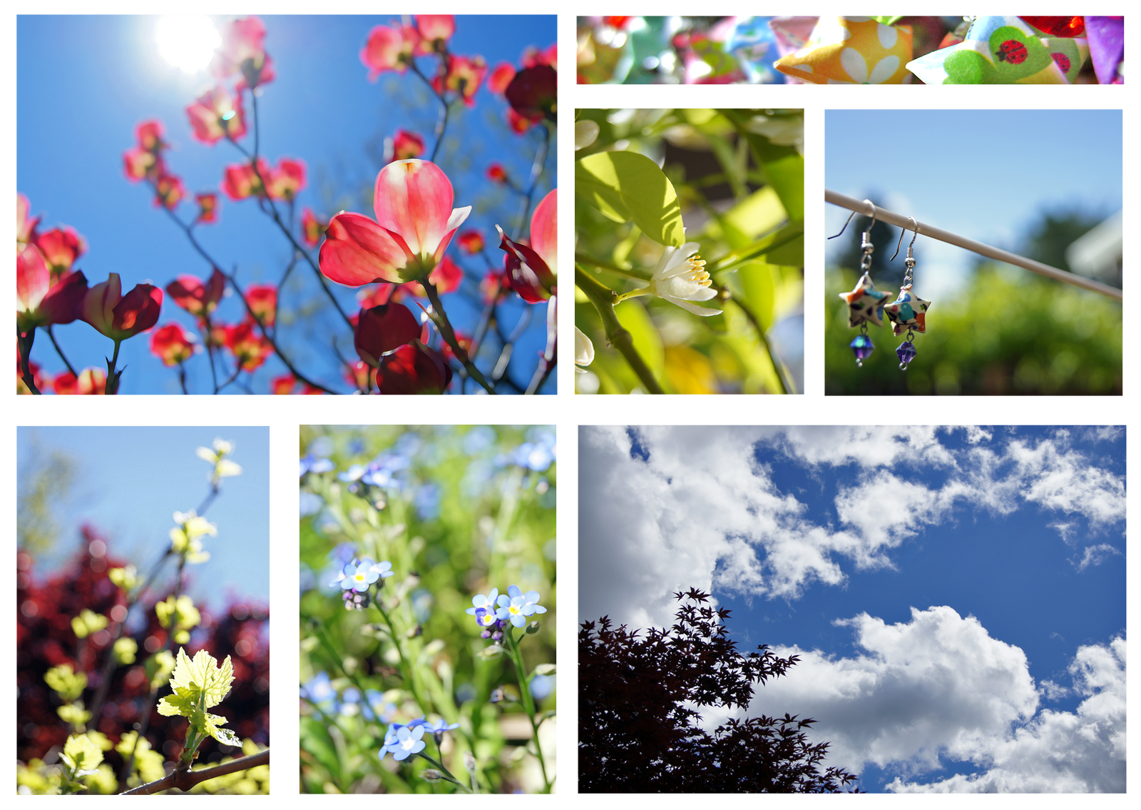 spring collage computer wallpapers - photo #4