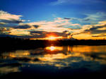 Brazilian Sunset by FirstLightStudios