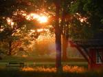 Danish Sunset by FirstLightStudios