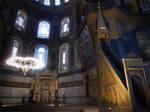 Hagia Sophia by FirstLightStudios