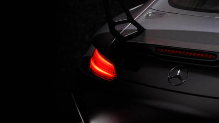 2016 Mercedes-AMG GT3 by FirstLightStudios