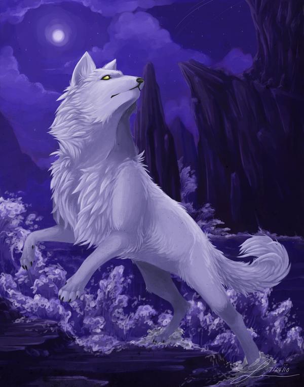 White Wolf Take 5 By Linai