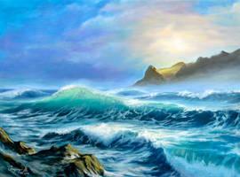 sea of passion by Maxon7