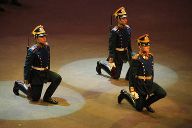 Russian Drill team nmt 2010 by Hitman-codename47