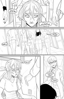 The Secret #5 pg 1