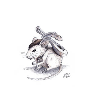 The mouse bard
