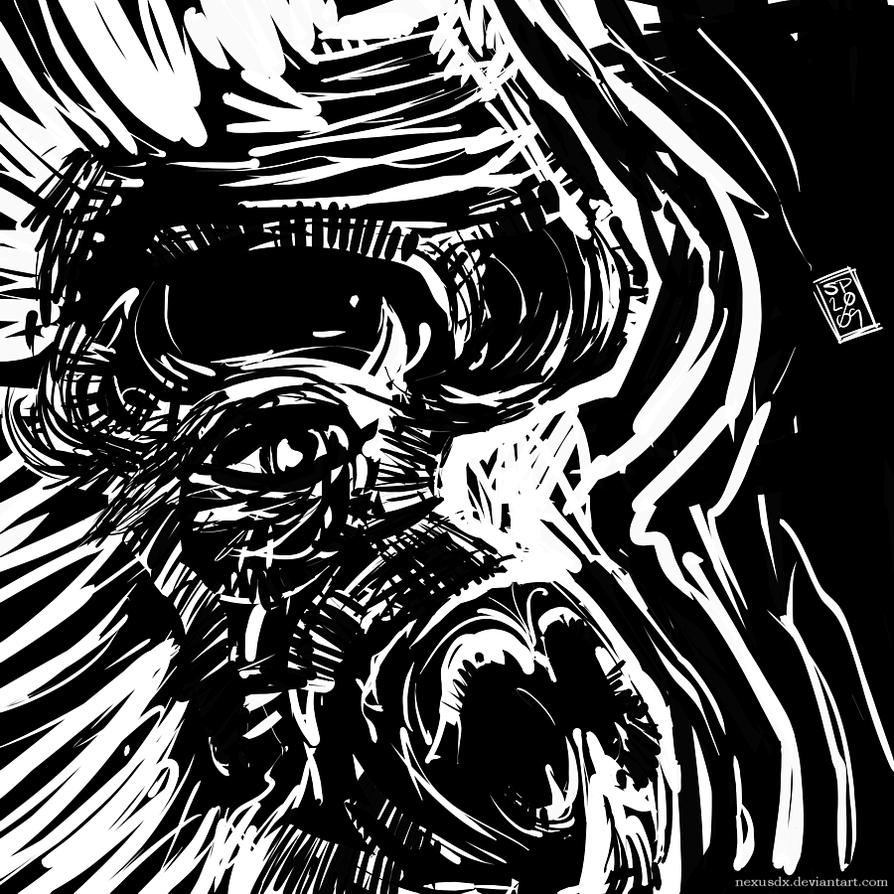 Gorilla 8 by NexusDX