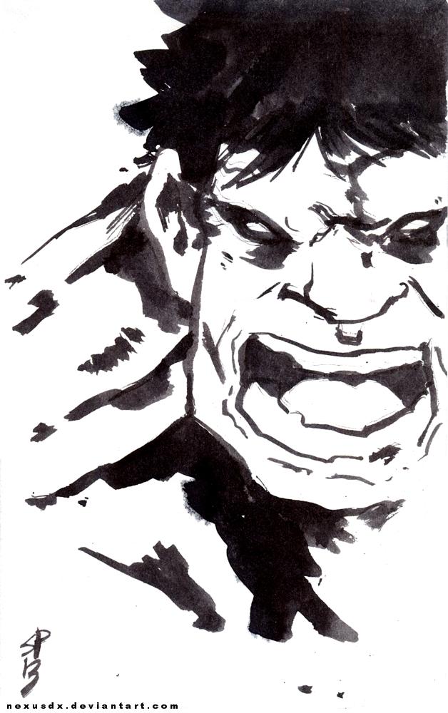 HULK INK! by NexusDX