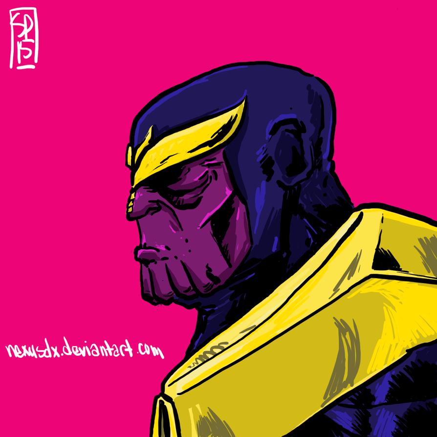 Thanos 2015 by NexusDX