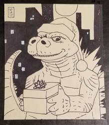Godzilla's Got The Gift