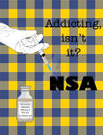 NSA poster Original