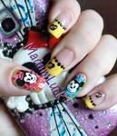 Disney Babies Nail Art