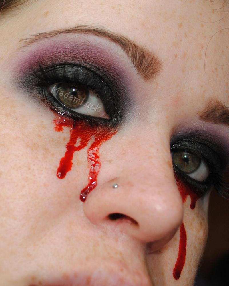 Crying blood- TrueBlood inspired by MadamLuck