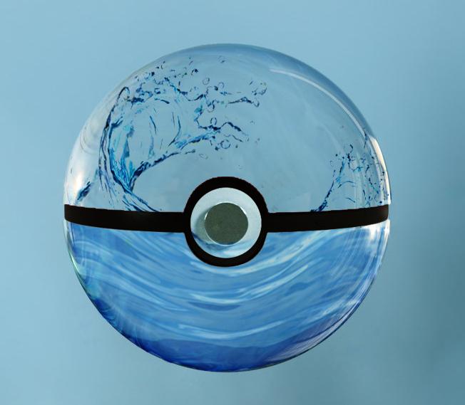 Pokemon Water Ball 287065804