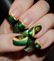 Irish Pride by MadamLuck