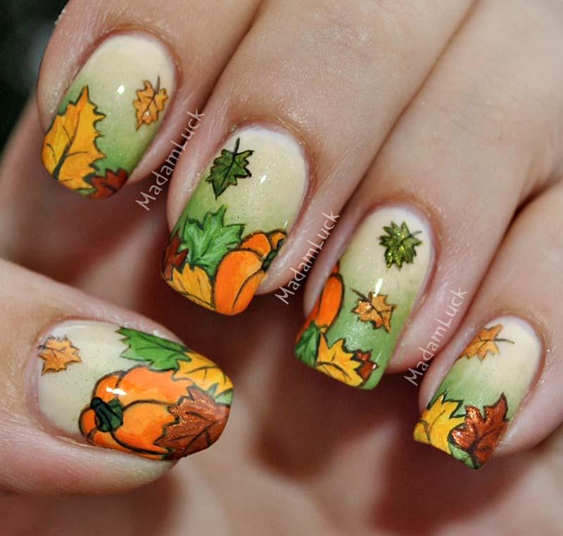 Autumn by MadamLuck