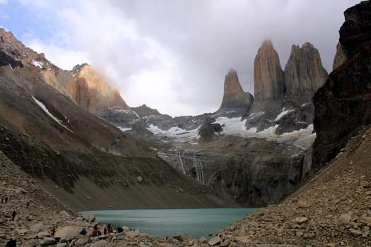Torres del Paine by Misandria
