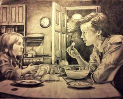 Fish Fingers and Custard by Elizabeth-H