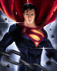 Superman_NSFW optional by axouel2009