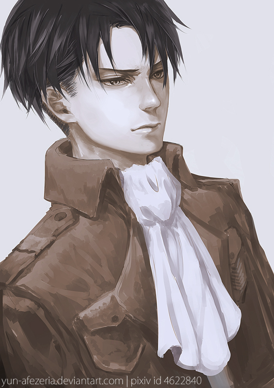 RQYou Can39t Trust Hanji Levi Ackerman xReader by t