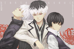 RE: Tokyo Ghoul by Yun-Afezeria