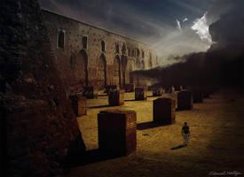 The Edge of Darkness by DanielMontoyaStudio