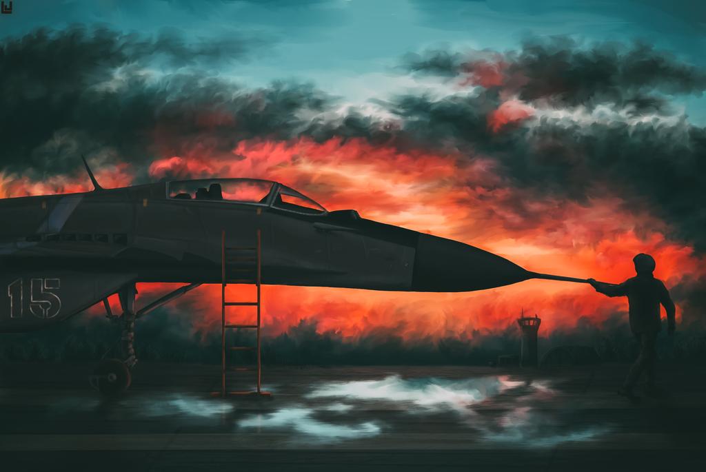 My wings by LieJacker