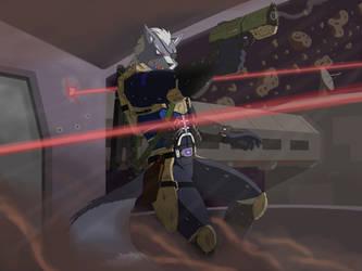 StarFox: Star Wolf by ManusExtraordinarii