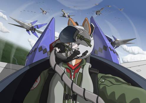 Star Fox: Aerial Offensive by ManusExtraordinarii