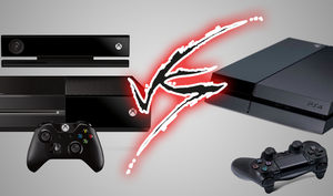 Xbox One vs PlayStation 4 - YouTube Teaser